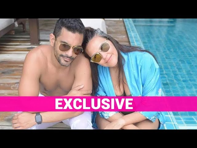 Angad Bedi reveals a superstition that his wife Neha Dhupia believes in