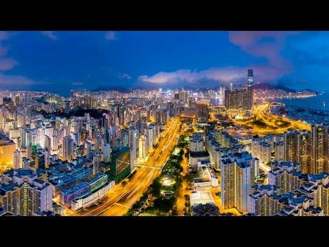 Epic Cities Hyperlapse - Planet Earth II