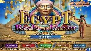 Top Egypt Reels of Luxor Slots PAID Similar Games