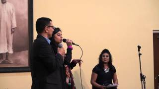 """Gaata rahe mera dil"" by Ashish & Parul Bhatt @ Bollywood Buffet Musical by Toronto Talent Club"