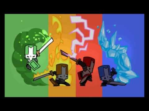 Castle Crashers OST - War Machine Mini-boss