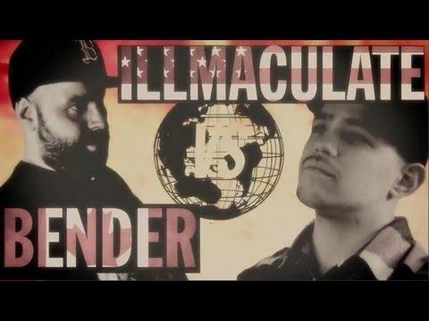 KOTD - Rap Battle - Illmaculate vs Bender   #WD2