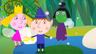 Ben and Holly's Little Kingdom | Into The Wild! (60 MIN) | Kids Cartoon Shows