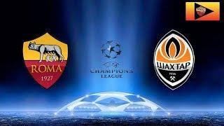 Download Video Promo Roma VS Shakhtar MP3 3GP MP4