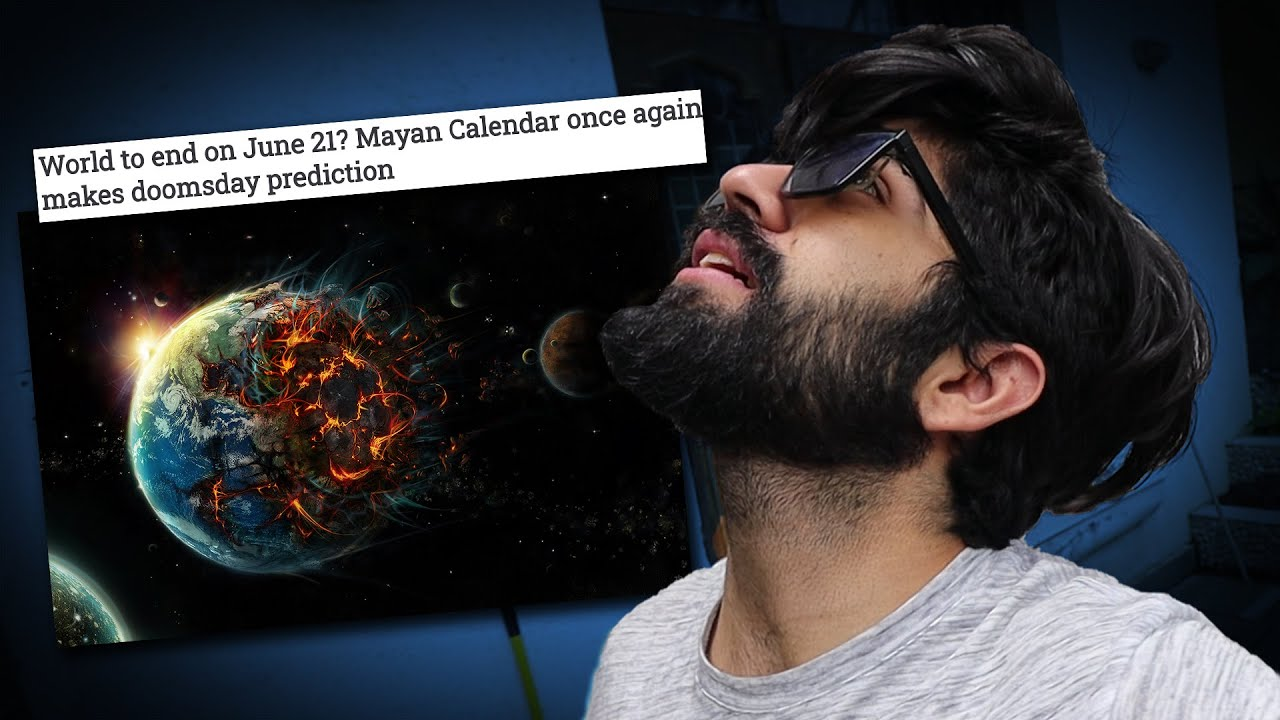 HOW THE WORLD ENDED on 21st June 2020 !!!