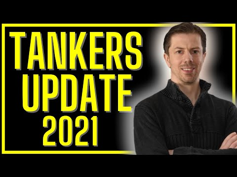 Oil Tanker Stocks Set to Sail or Plunge in 2021? (Mariusz Skonieczny Interview)