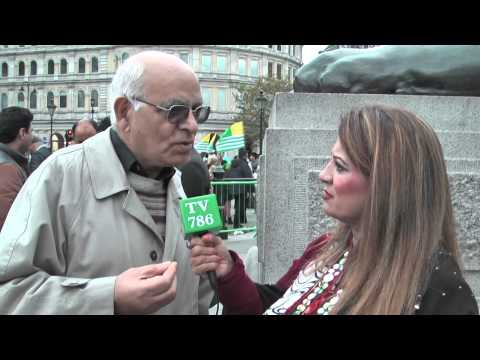An Observer's views on Kashmir Million March London