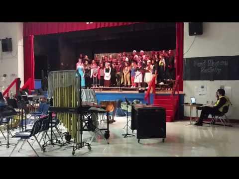 JFK Halloween 6 Choir