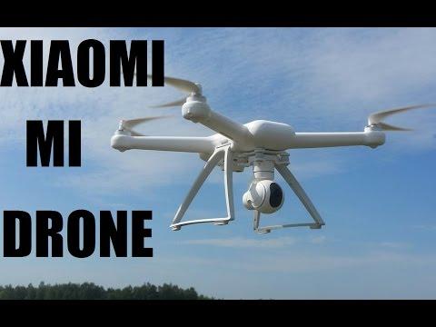 Долгожданный квадрокоптер от Xiaomi ... Mi Drone 1080p FPV Quadcopter
