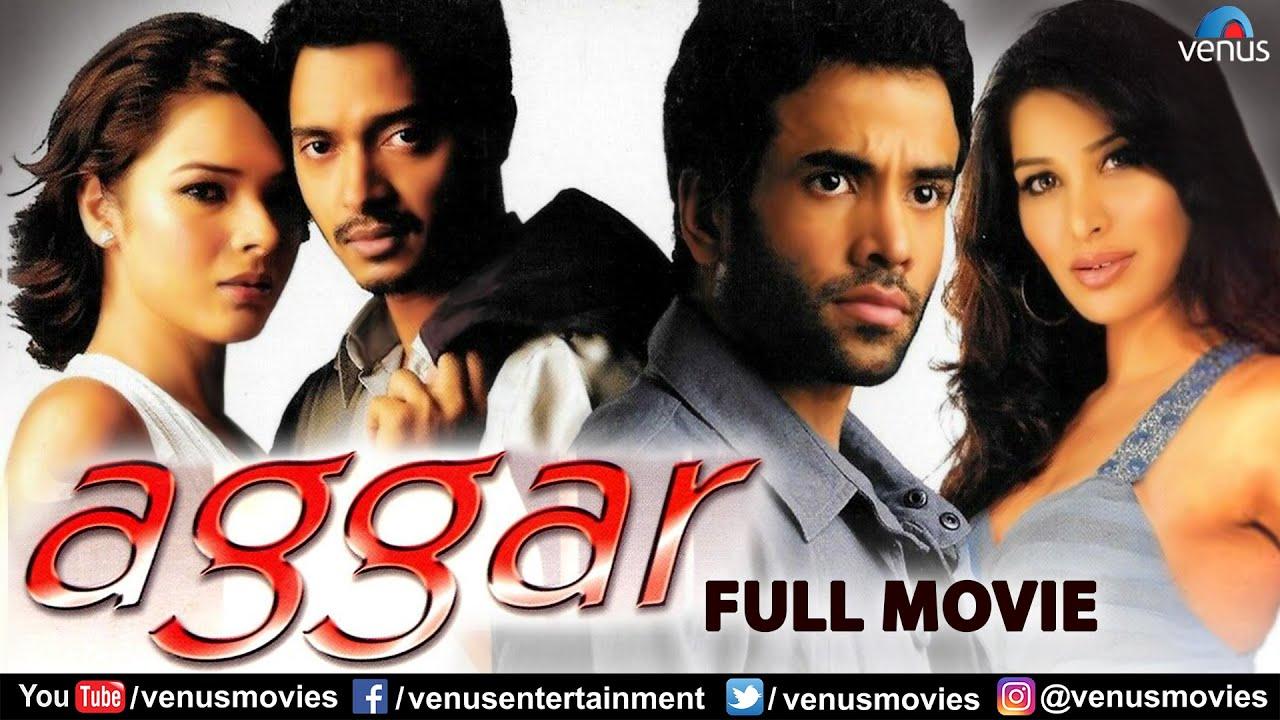 Download Aggar (HD) Full Hindi Movie   Hindi Romantic Movie   Tusshar Kapoor   Udita Goswami   Shreyas