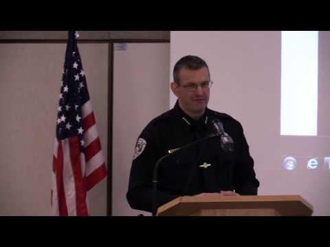 JPD news conference: Juneau police sergeant justified in December officer-involved shooting (1/6/17)