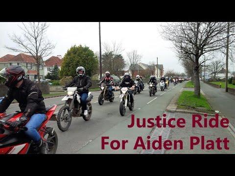 Justice Ride For Aiden Platt