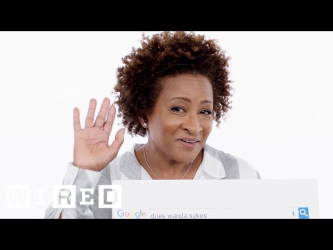 Wanda Sykes Answers the Web's Most Searched Questions   WIRED