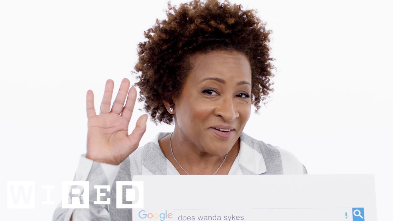 Wanda Sykes Answers the Web's Most Searched Questions