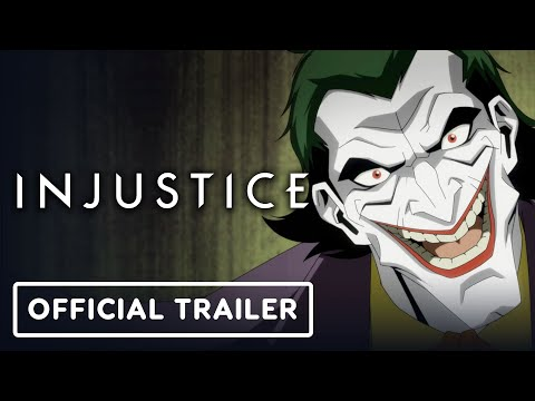 Injustice - Exclusive Official Trailer (2021) Justin Hartley, Anson Mount, Kevin Pollak