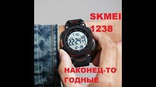 skmei 12383D Шагомер! ОбзорНастройкаТесты!!!