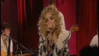 Goldfrapp Monster Love on the Culture Show (Part 2 of 2)