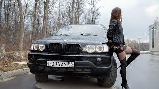 АВТО ПЛЮС Драйв.Тест драйв BMW X5.