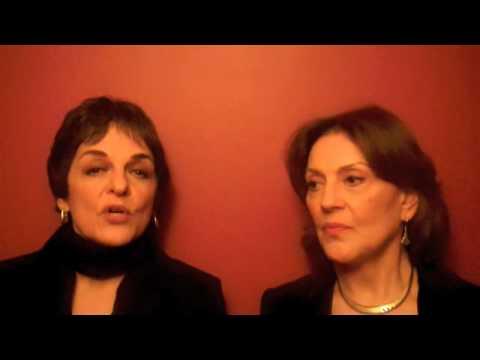 Kelly Bishop & Priscilla Lopez interview