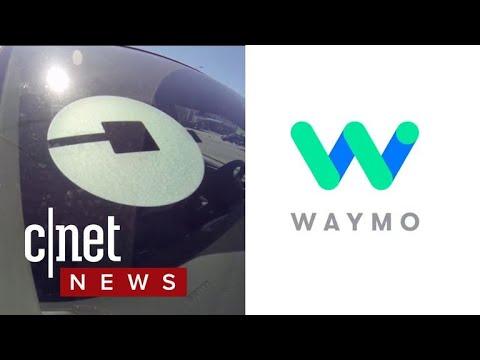 Waymo v. Uber self-driving car case is over (CNET News)