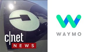 Waymo v. Uber self-driving car case is over (CNET News)
