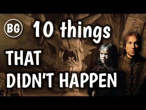 Game of Thrones Season 7 - 10 Things that DIDN'T HAPPEN