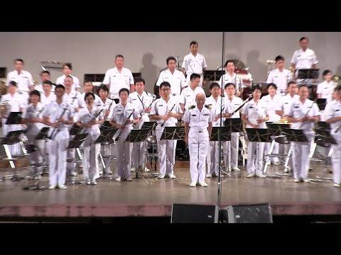 海上自衛隊 東京音楽隊 たそがれコンサート [全編]  [2015.8.7] 大阪 Japan Maritime Self-Defense Force (Tokyo Band)