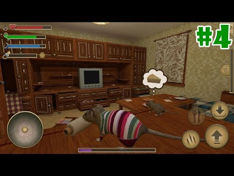 Mouse Simulator - Quests - Android/iOS - Gameplay Episode 4