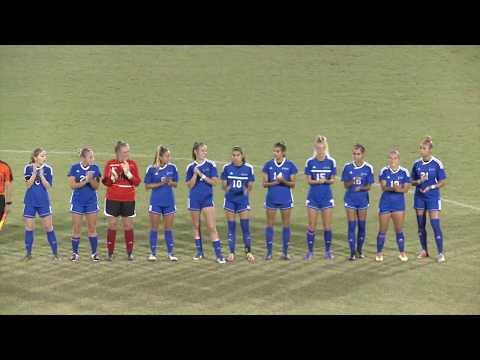 DSC Women's Soccer Vs. Eastern Florida State College