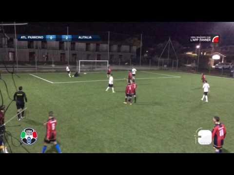 Atletico Fiumicino 3-3 Alitalia Calcio | SerieA - 3ª | Gol Parade