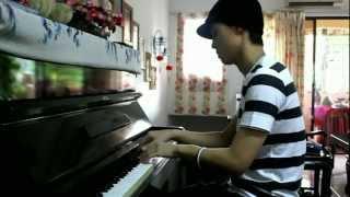 Passion/Sanctuary - Utada Hikaru (Kingdom Hearts OST) Piano Cover