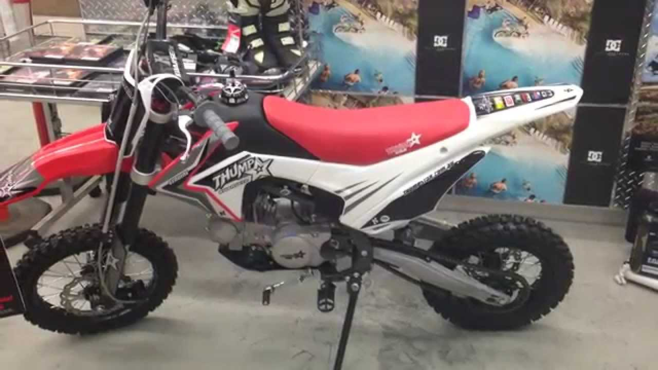 Thumpstar Tech Tips Adjusting Chain Throttle And Clutch Freeplay For All Pit Bike Mini Moto You