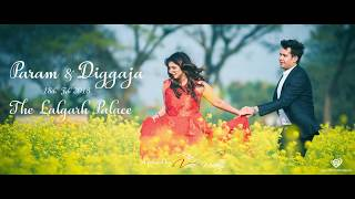 Param Diggaja Pre Wedding Teaser 2018