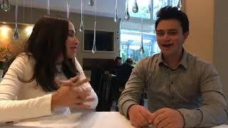 Entrevista a estudiante de i Markets Live, Teo Zuñiga, 19 años de edad. Cómo gano en Forex