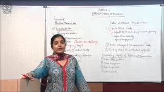 Process of Online Transaction & Different Risks In Online Transactions Cl XI Bussiness Studies by Ru