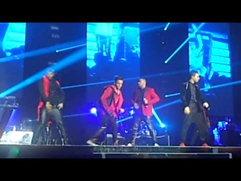 JLS - Beat Again - Goodbye The Greatest Hits Tour 2013 - Manchester (Evening show)