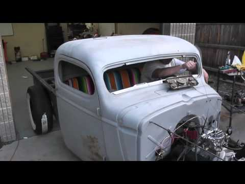 1941 Chevy Pickup Rat Rod 2
