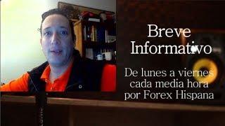Breve Informativo - Noticias Forex del 8 de Enero del 2019