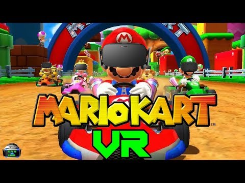 Mario Kart VR (Dolphin VR) + My Configuration Settings - YouTube