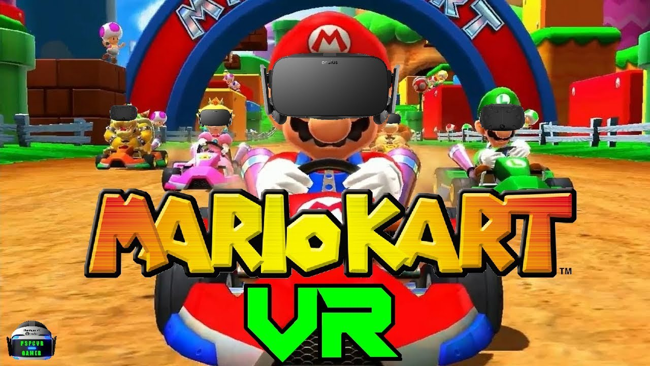 Mario Kart VR (Dolphin VR) + My Configuration Settings