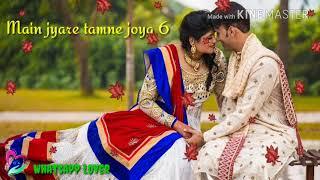 Heart touching gujarati love whatsapp status video by whatsapp lover , whatsapplover