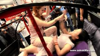 Repeat youtube video Riding Autty at the AEE 2013 Convention in Las Vegas