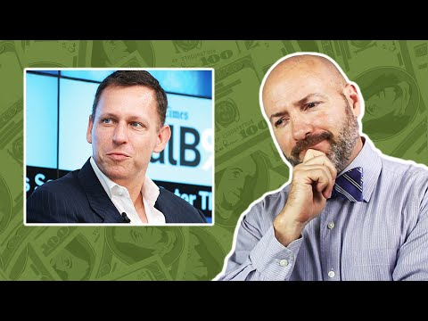 Crowdfunding Investing [How Peter Thiel Makes 4,000% Return]