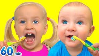 Colección de las mejores Canciones Infantiles con Katya y Dima