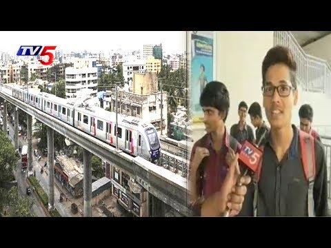 Passengers Share their Metro Ride...