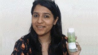 Review: Oriflame's Love Nature Aloe Vera Cleansing Gel | Lovely Mehrotra