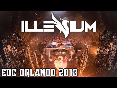 Illenium @ EDC Orlando 2018