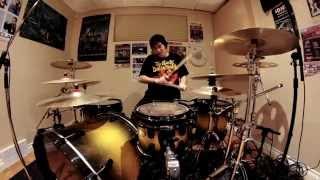 Chris Dimas - Mambo No. 5 - Lou Bega - Drum Cover