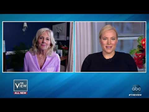 Jill Biden Says Joe Biden Will Bring Americans Together as President | The View