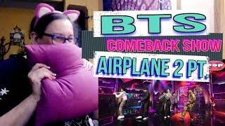 "BTS ""AIRPLANE"" 2 Pt. COMEBACK SHOW (TREMENDO, GLORIOSO WOOOO!!)"